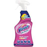 VANISH Oxi Action sprej 500 ml - Odstraňovač škvŕn