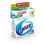 LANZA Tekutý čistič práčky citrón 250ml DUO (2 prania) - Čistiaci prostriedok