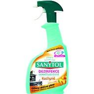 SANYTOL Dezinfekčný čistič na kuchyne 500 ml - Čistiaci prostriedok