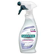 SANYTOL Dezodoračný prípravok na tkaniny 500 ml - Čistiaci prostriedok
