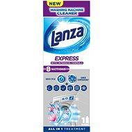 LANZA Liquid Washing Machine Cleaner Express 250ml - Washing Machine Cleaner
