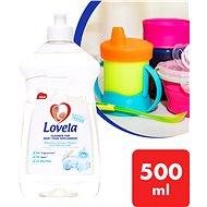 LOVELA Prípravok na umývanie detského riadu 500 ml - Prostriedok na riad