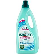 SANYTOL Disinfection Floor Cleaner & Surfaces, Anti-allergenic 1l - Cleaner
