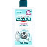 SANYTOL Dezinfekcia čistič pračky 250 ml - Čistič práčky