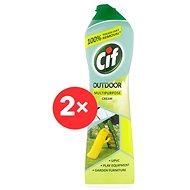 CIF Outdoor Multipurpose Cream 2 x 450 ml