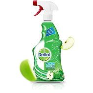DETTOL Antibacterial surface spray Green apple 500 ml - Cleaner
