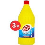 SAVO Original Dezinfekce 3× 2 l
