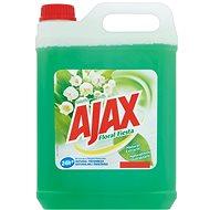 AJAX Floral Fiesta Flower of Spring zelený 5 l - Čistiaci prostriedok