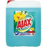 AJAX Floral Fiesta Lagoon Flower modrý - Čistiaci prostriedok