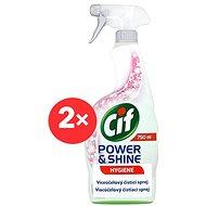 CIF Power&Shine Viacúčelový 2× 750 ml