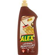 ALEX Renovujúca leštenka na podlahu 900 ml - Čistiaci prostriedok