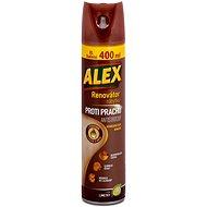 ALEX renov. nábytku proti prachu – aerosól, 400 ml - Čistič nábytku