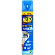 ALEX všetky povrchy proti prachu – aeros. 400 ml - Čistiaci prostriedok