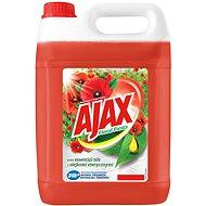 AJAX Floral Fiesta Red Flowers 5 l - Univerzálny čistič