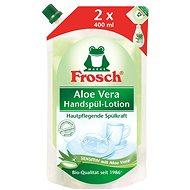 Eko prostriedok na riad FROSCH EKO Aloe Vera – náhradná náplň 800 ml