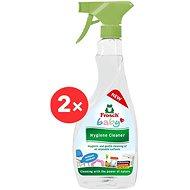 FROSCH EKO Baby 2 × 500ml - Eco-Friendly Cleaner