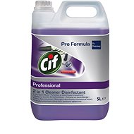 CIF 2 in 1 Cleaner Disinfectant 5 l - Dezinfekcia