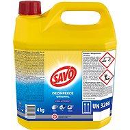 SAVO Original 4 kg - Dezinfekcia
