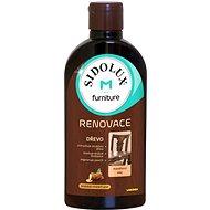 SIDOLUX M renovácia na nábytok s mandľovou vôňou 300 ml - Čistiaci prostriedok