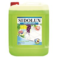 SIDOLUX Universal Soda Power Green Grapes 5 l - Umývací prostriedok