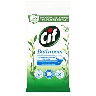 CIF Nature Kúpeľňa 36 ks - Čistiace utierky
