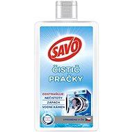 SAVO Washing Machine Cleaner 250ml - Washing Machine Cleaner