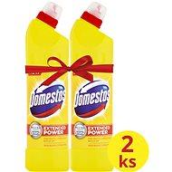 DOMESTOS Extended Power Citrus 2× 750 ml - WC čistič