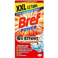 BREF Power Kraft Tabs 12 ks - WC čistič
