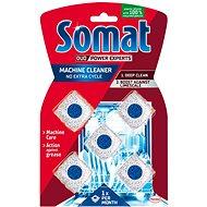 SOMAT čistič umývačky (5 ks) - Čistič umývačky riadu