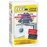 HG Prípravok na dôkladnú údržbu pračiek a umývačiek na riad 2× 100 ml - Čistič umývačky riadu