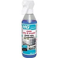 HG Čistič skla & zrkadiel 500 ml - Čistič okien