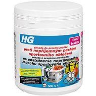 HG Proti nepríjemným pachom športového oblečenia 500 g - Prací prášok