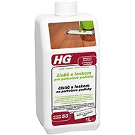 HG Gloss cleaner for parquet floors 1 l - Cleaner