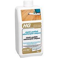 HG Čistič podláh ošetrených olejom 1 l - Čistiaci prostriedok
