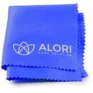 Utierka ALORI Handrička z mikrovlákna 14 × 14 cm, modrá