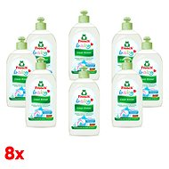 FROSCH Detergent for Baby Products 8 × 500ml - Eco-Friendly Cleaner