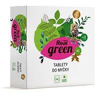 REAL GREEN tablety do umývačky 40 ks - Ekologické tablety do umývačky