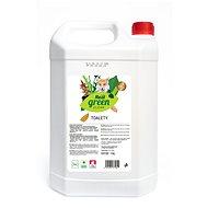REAL GREEN toalety 5 kg - Ekologický čistiaci prostriedok