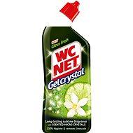 WC NET Gel Crystal Citrus Fresh 750 ml - Toilet Cleaner