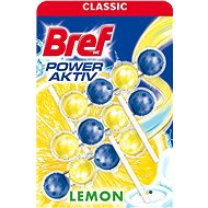 BREF Power Aktiv Lemon 3x50 g - WC blok