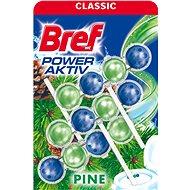 BREF Power Aktiv Pine 3× 50 g - WC blok
