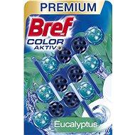 BREF Blue Aktiv Eucalyptus 3 x 50 g - WC blok
