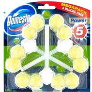 DOMESTOS Power 5 Lime 3x 55 g - WC blok