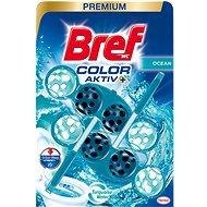 BREF Turquise Aktiv 2 × 50 g - WC blok