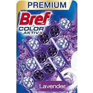 BREF Purple Aktiv 3 × 50 g - WC blok