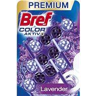 BREF Purple Aktiv 3× 50 g - WC blok