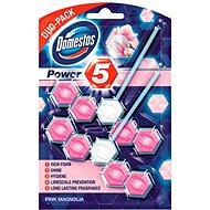 DOMESTOS Power 5 Magnolie duopack 2× 55 g - WC blok