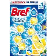 BREF Perfume Switch Marine-Citrus  3× 50 g - WC blok
