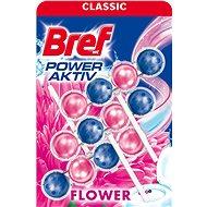 BREF Power Aktiv Fresh Flower 3× 50 g - WC blok