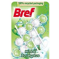 BREF ProNature Mint 3× 50 g - WC blok